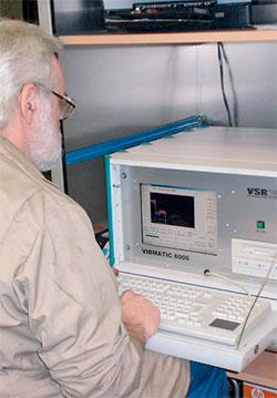 Vibmatic Vibrationsentspannungsanlage